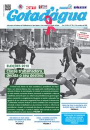 Ano XXXI - Edição Nº 33 de 15 de Outubro de 2018
