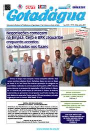 Ano XXXIII - Edição Nº 09 de 08 de Março de 2019