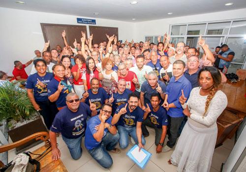ELEIÇÕES 2019 – SINDAE:Categoria elege nova diretoria para a gestão 2019/2022, dando mais uma demonstração de força e união