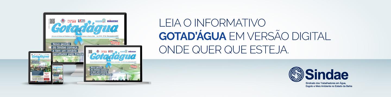 LEIA O GOTA D`ÁGUA AQUI