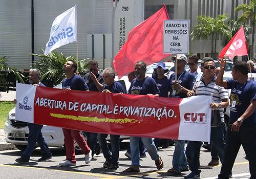 Sindicatos de todo o país farão encontro no Sindae contra privatizações a partir de segunda-feira (20)