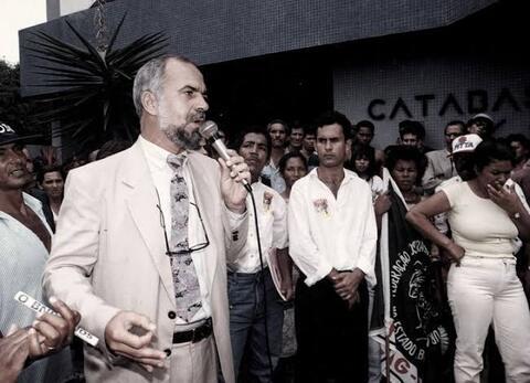 Tributo a Paulo Jackson, uma inspiração para a luta