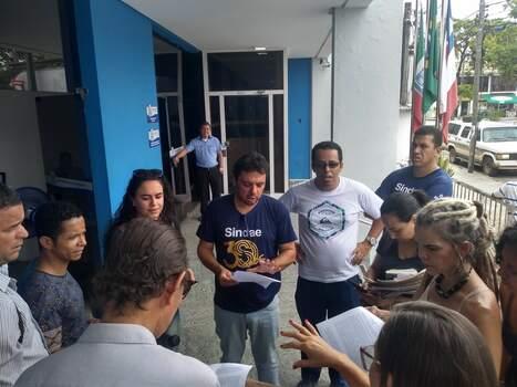 Após forte luta, TCM manda cancelar privatização da água em Porto Seguro.