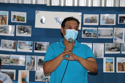Presidente da UPB, Eures Ribeiro, diz ser radicalmente contra a privatização da água e reforça compromisso com o fortalecimento do SAAE de Bom Jesus da Lapa