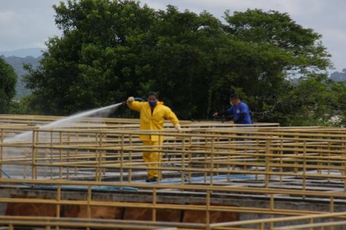 Falta de doses atrasa vacinação contra COVID-19 dos (das) trabalhadores (as) do Saneamento em Salvador e interior do Estado